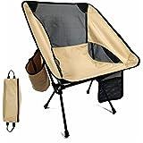 Dominant-X アウトドアチェア キャンプチェア キャンプ椅子 折りたたみ椅子 ポータブルチェア コンパクト 軽量 イス キャンプ用品 ハイキング 釣り 登山 ドリンクホルダー 収納バッグ付き 携帯便利 簡単組立 室内にも適応 耐荷重150kg