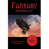The Fantasy Super Pack #2 (Positronic Super Pack Series)