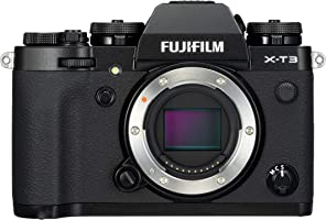 Fujifilm X-T3 Body, Black