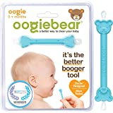 oogiebear - The Safe Baby Nasal Booger and Ear Cleaner - Baby Shower Registry Essential | Easy Baby Nose Cleaner Gadget for I