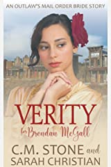 Verity for Brendan McGall (An Outlaw's Mail Order Bride Series Book 3) Kindle Edition