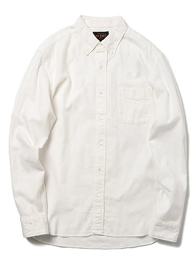 Solid Buttondown Shirt 11-11-3441-139: White