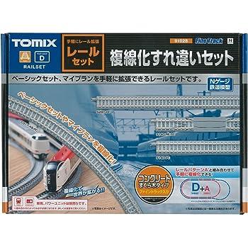 マイプランNR-PC (F) TOMIX 90950 トミックス (レールパターンA+B)