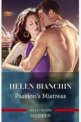 Passion's Mistress (Presents Plus) Kindle Edition