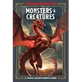 onsters & Creatures (Dungeons & Dragons): A Young Adventurer's Guide