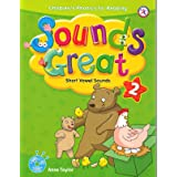 Sounds Great 2 Student Book with audio & student digital materials