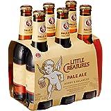 Little Creatures Pale Ale Beer Bottles, 330 ml (Pack of 6)