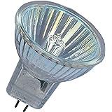 OSRAM Halogen-Reflector / DECOSTAR/ GU5.3-Socket / dimmable / 12 Volt / 35 Watt - 50 Watt Replacement / 36 ° Beam Angle/ warm