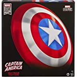 """Marvel - Legends Series - Captain America Premium Collector Classic 24"""" Shield - 80th Anniversary - Adult Roleplay Toys & Col"""