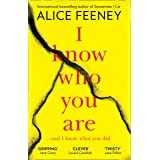 I Know Who You Are: A dark, chilling and clever psychological thriller with a killer twist (181 POCHE)