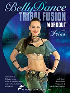 Bellydance Tribal Fusion Workout [DVD] [Import]