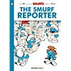 The Smurfs #24: The Smurf Reporter (The Smurfs Graphic Novels) (English Edition)
