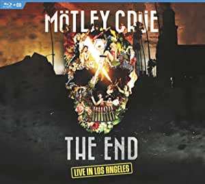 The End: Live in Los Angeles [Blu-ray]
