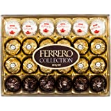 Ferrero Collection Chocolates Rocher Rondnoir Raffaello 24 Pack