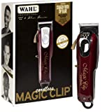 Wahl Professional 5-Star Cordless Magic Clip - Great for Barbers and Stylists - Precision Cordless Fade Clipper Loaded with F