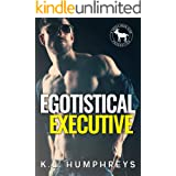 Egotistical Executive: A Hero Club Novel