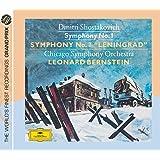 Shostakovich: Symphonies Nos.1 & 7 (Leningrad)