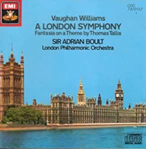 Vaughan Williams: A London Symphony Etc.: Boult