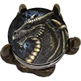 World of Wonders Gifts Ancient Guardian Series Dragon Claw | Coasters for Drinks Absorbent with Holder Coaster | Outdoor Coas