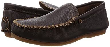 Minnetonka Venetian: 962 Dark Brown