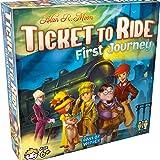 Days of Wonder DO7225 Ticket to Ride First Journey