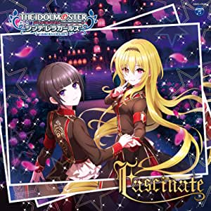 【メーカー特典あり】 THE IDOLM@STER CINDERELLA GIRLS STARLIGHT MASTER 38 Fascinate(ジャケ柄ステッカー付)