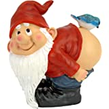 Moonie Bare Buttocks Garden Gnome Statue