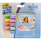 Crayola color wonder mess free 10 pastel markers