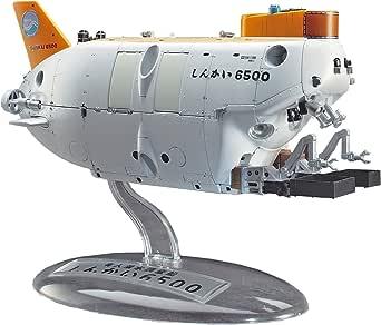 ハセガワ 1/72 有人潜水調査船 しんかい6500 推進機改造型 2012 プラモデル SW03