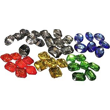 ガラス製 宝石