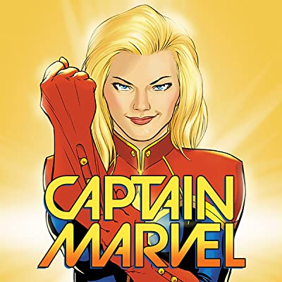 Captain Marvel (2014-2015) (Collections) (3 Book Series)