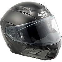 オージーケーカブト(OGK KABUTO)バイクヘルメット システム RYUKI フラットブラック (サイズ:S)