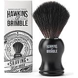 Hawkins & Brimble Shaving Brush | Synthetic Bristles | Vegan Friendly Shave Brush | Synthetic Shave Brush | Shave Brush for M