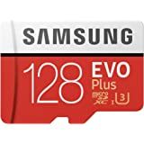 Samsung EVO Plus 128GB microSDXC UHS-I U3 100MB/s Full HD…