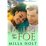 Falling for the Foe: A Clean and Wholesome International Romance (Color-Blind Love Book 1)