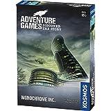 Thames & Kosmos 695132 Adventure Games- Monochrome Inc Card Games