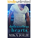 Defenseless Hearts: An Enemies to Lovers Hockey Romance (Platonically Complicated Book 5)
