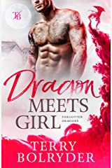 Dragon Meets Girl (Forgotten Dragons Book 2) Kindle Edition