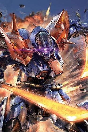 機動戦士ガンダム  iPhone/Androidスマホ壁紙(640×960)-1 - 『THE BLUE DESTINY』 イフリート改