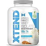 Scivation Xtend Pro, 100% Whey Protein Isolate Powder, Vanilla Ice Cream, 2.27kg