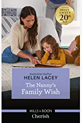 The Nanny's Family Wish (The Culhanes of Cedar River) Kindle Edition