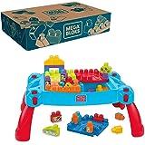 Mega Bloks CNM42 Build'n Learn Table Building Set
