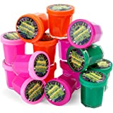 Party Favors for Kids - 48 Mega Party Favor Pack of Slime - Mini Noise Putty in Assorted Neon Colors - Bulk Toys, Stocking St