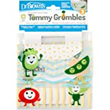 Dr. Brown's Tummy Grumbles 6 Piece Reusable Snack Bags