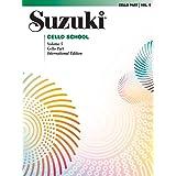 Suzuki Cello School, Volume 5: Cello Part