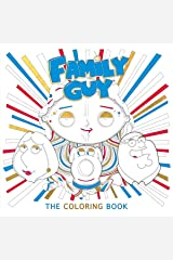 Family Guy: The Coloring Book Paperback