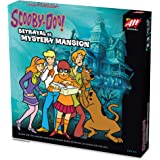 Avalon Hill Scooby Doo in Betrayal at Mystery Mansion | Official Scooby Doo + Betrayal at House on The Hill Board Game | Ages