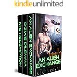 An Alien Exchange Boxed Set: A Sci Fi Alien Romance Collection