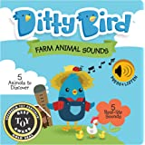 Our Best Interactive Noisy Farm Animals First Year Baby Book. Educational Musical Toys for one Year Old. Sound Books for Babi