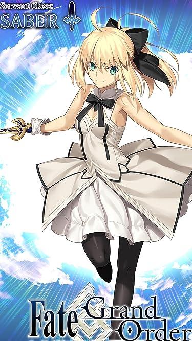 Fate  iPhone/Androidスマホ壁紙(750×1334)-1 - アルトリア・ペンドラゴン リリィ